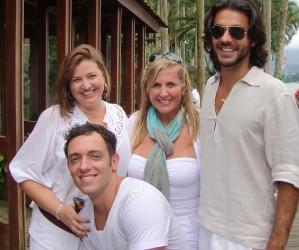 Abertura Ilha de Caras - 2010