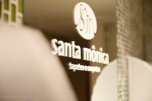Confraternização Santa Mônica